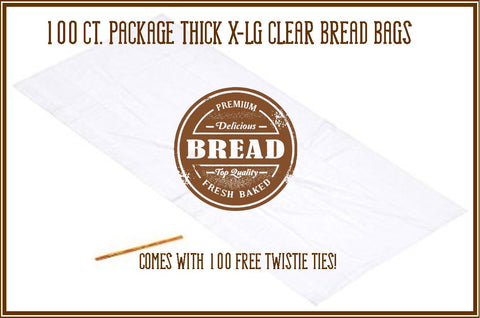 Thick X-Large Bread Bags