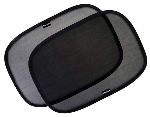 "Enovoe Comfy Ride Sun Shades - 21"" x 14"" - (4 Pack)"