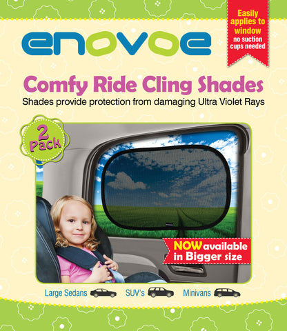 Comfy Ride Sun Shades ( Large ) - E-book