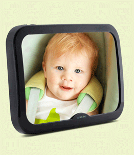 Baby Car Mirror E-Book