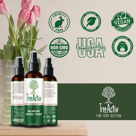 Balancing Herbal Toner - TreeActiv