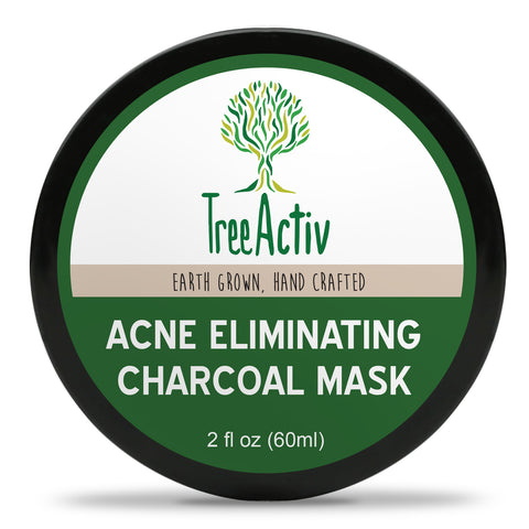 Acne Eliminating Charcoal Mask
