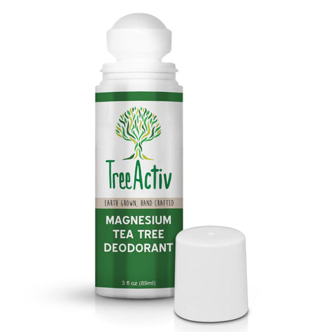 Magnesium Tea Tree Deodorant