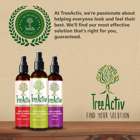 Bamboo Sugarcane Nourishing Hair Tonic - TreeActiv