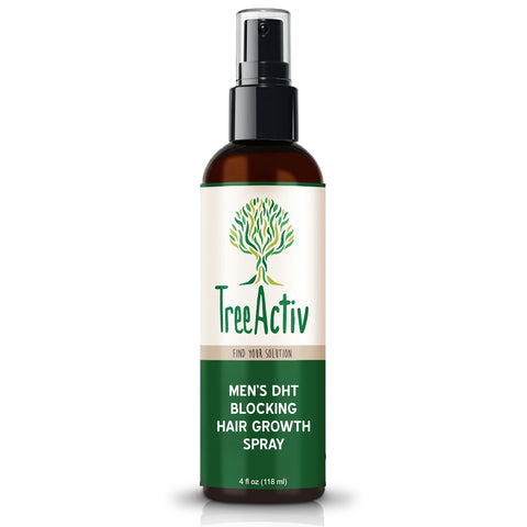 Men's DHT Blocking Hair Growth Spray