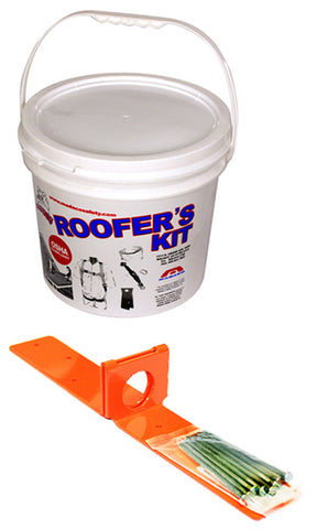 Roof Kit (Single Use Anchor)