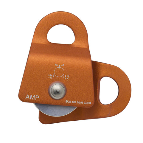 Aluminum Micro Pulley (M8-9262-ORG)
