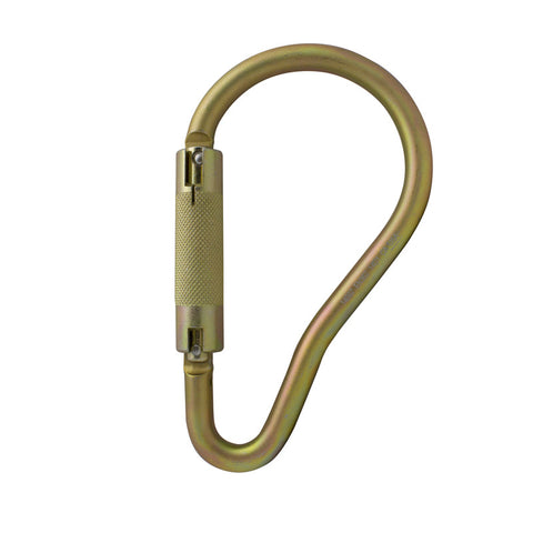 Round-Top Ladder-Hook Carabiner (M8-8313G)