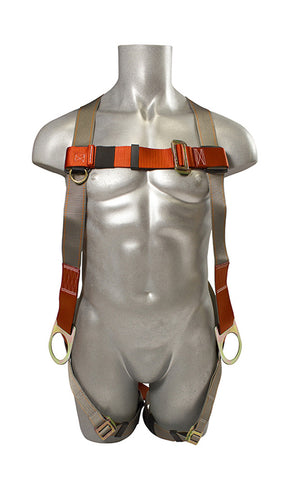 Madaco Feather Lite Series Full Body Harness (TB-201B)