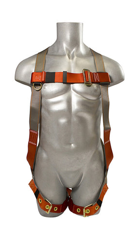 Madaco Feather Lite Series Full Body Harness (TB-201C)
