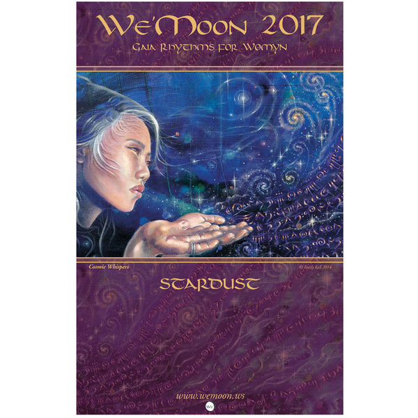 We'Moon 2017 Cover Poster