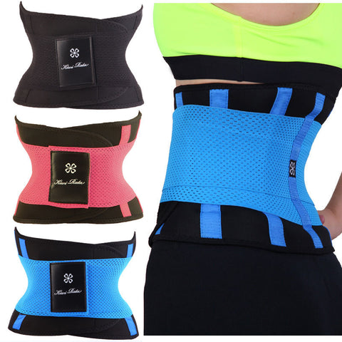 waist training belts