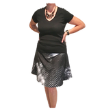 BNW Feather Flare Skirt > - Tru-Artwear.ca