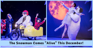 The Snowman – The World's Favorite Christmas Show this December! | Esplanade Theatre