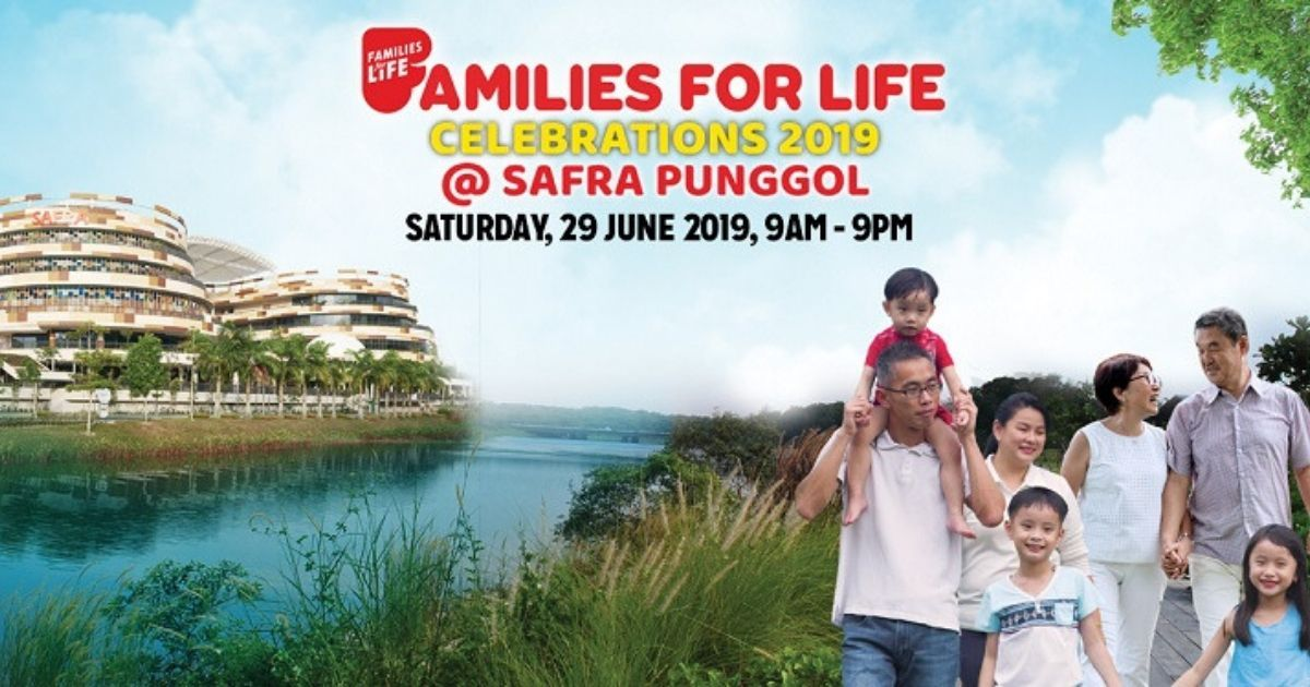 Families for Life Celebrations 2019 – A Fun-filled Weekend for Families!
