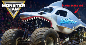 Monster Jam – The Ultimate Unexpected & Unforgettable Family Experience