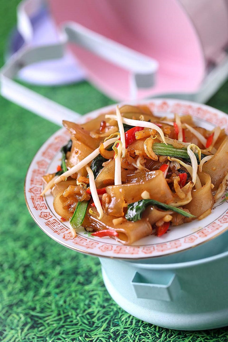The Fifty Cents Food Fest - Traditional Hokkien Dishes