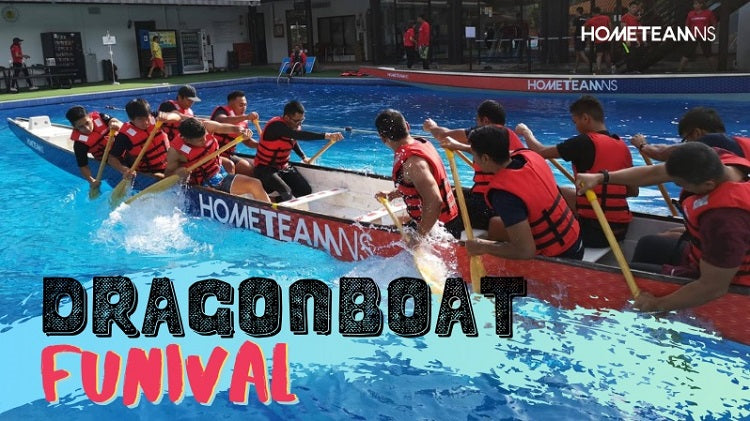 Join in the Merrymaking at The Dragon Boat Funival!