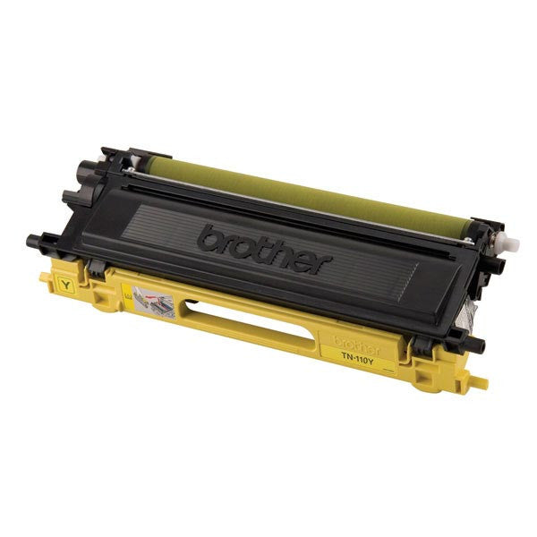 Brother - Laser Toner Cartridge TN110Y