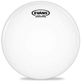 Evans G12 Coated White Drum Head 6"