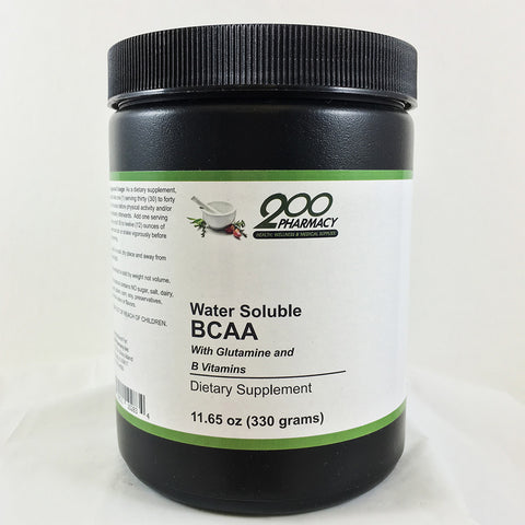BCAA  (Branched Chain Amino Acids) Micronized Formulation for Greater Solubility and Absorption