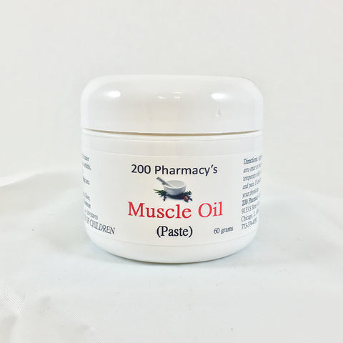 Muscle Oil Paste / 60 gm