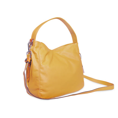 Sally Italian Leather Handbag Collection