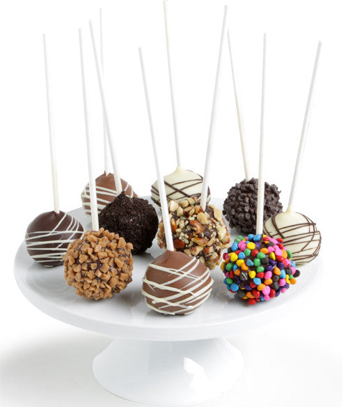Ultimate Chocolate Dipped Cake Pops - Chocolate Covered Company®