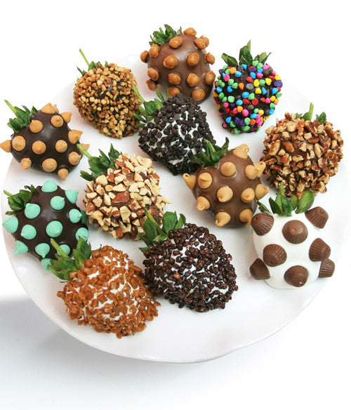 Ultimate Chocolate Covered Strawberries - Chocolate Covered Company®