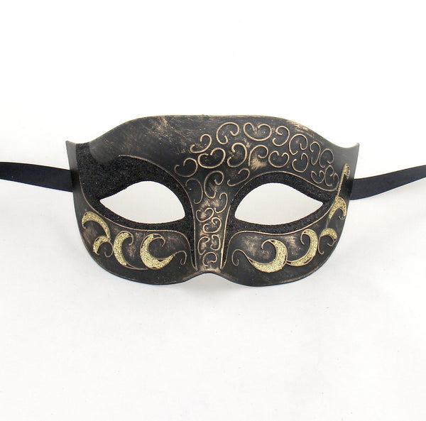 Antique Look Venetian Party Masquerade Mask - Luxury Mask - 1