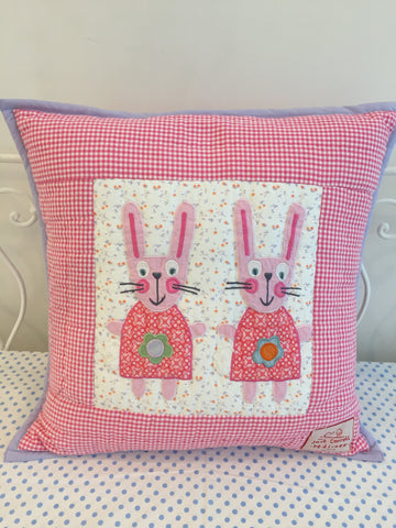 Bunny - Cushion cover