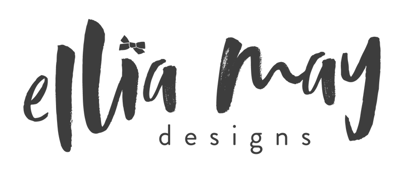Ellia May Designs logo