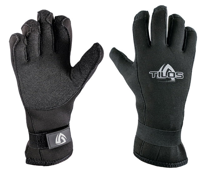 Rhinoskin Velcro Gloves - 3mm