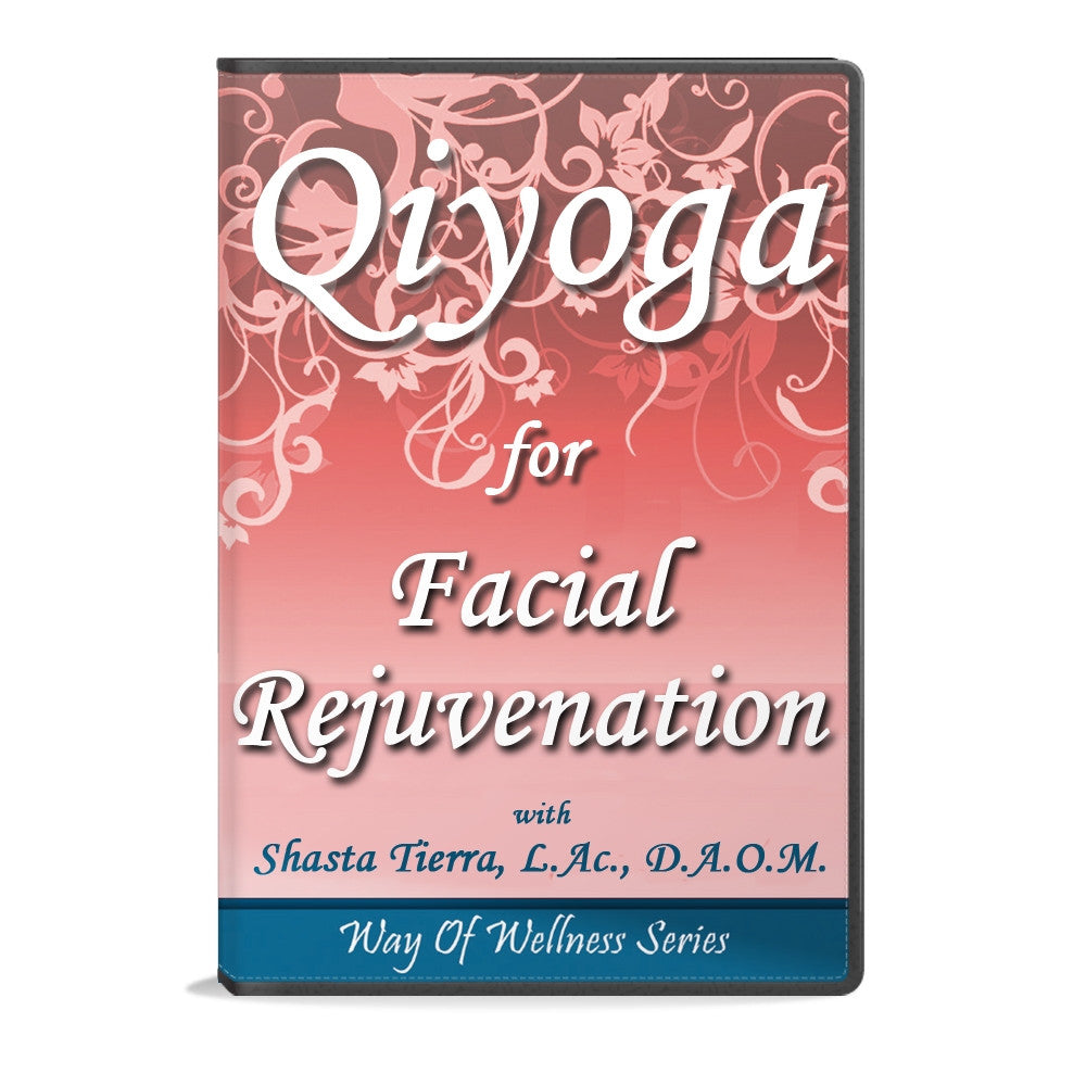 QiYoga for Facial Rejuvenation - Video Download