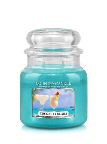Coconut Colada Medium Jar Candle