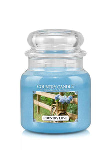 Country Love Medium Jar Candle