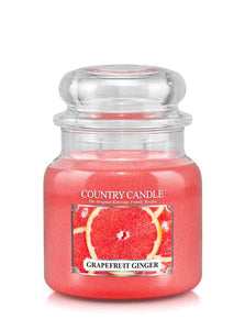 Grapefruit Ginger Medium Jar Candle
