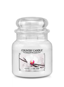 Vanilla Orchid Medium Jar Candle