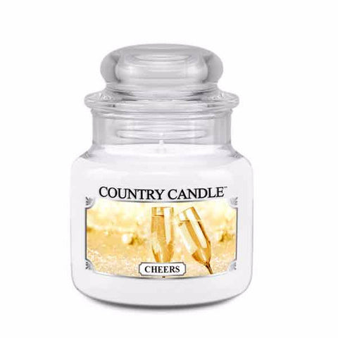 Cheers Small Jar Candle