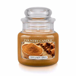 Cinnamon Spice Small Jar Candle