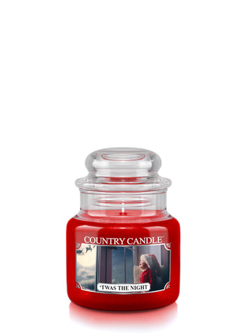 'Twas The Night Small Jar Candle