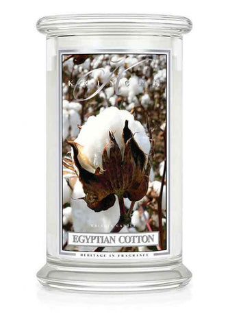 Egyptian Cotton Large Classic Jar