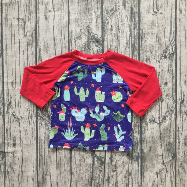 Christmas Cactus Shirt - In The Limelight
