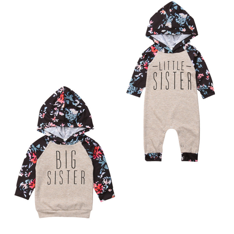 Big Sister Little Sister Floral Shirts - In The Limelight