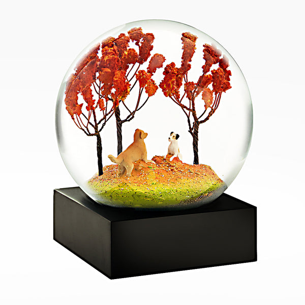 Snow Globe - Autumn Pals