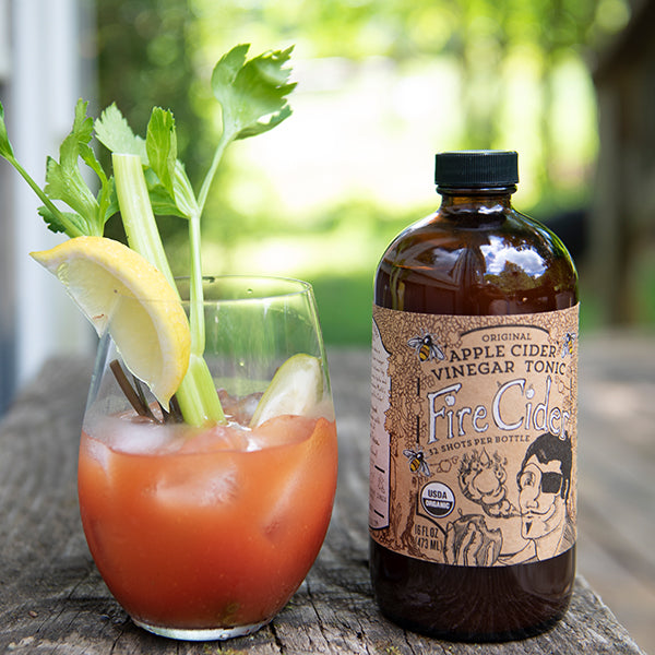 Fire Cider Bloody Mary on the Fire Cider Blog