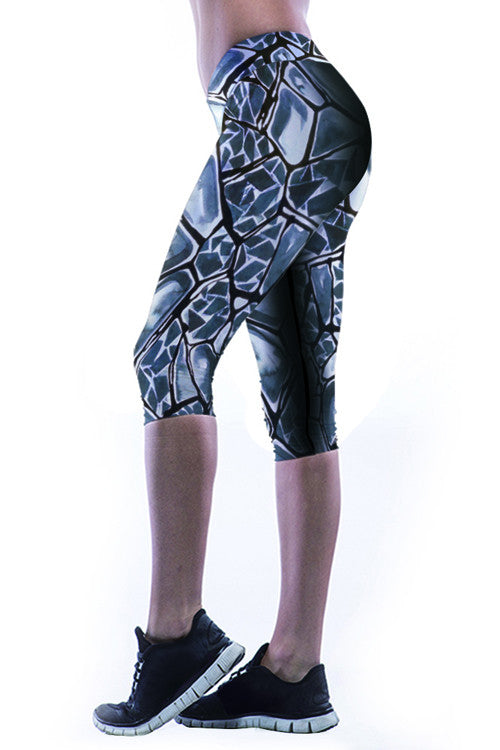 Leggings - Capris Sports Leggings - Epic Leggings