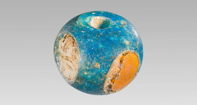 3,400-year-old Beads found in Nordic Graves made by King Tut's Glassmaker
