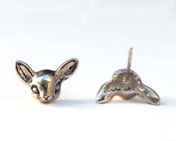 Deer Stud Earrings - Anomaly Jewelry