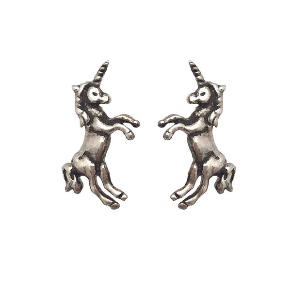 Itty Bitty Unicorn Earrings - Anomaly Jewelry